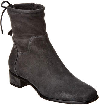 Aquatalia Lilla Waterproof Dress Suede Bootie