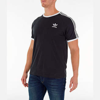 adidas Men's adicolor 3-Stripe T-Shirt