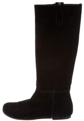 Pedro Garcia Suede Knee-High Boots
