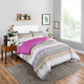 Boho Boutique Margo Reversible Comforter Set