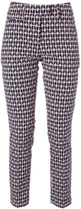 Dondup Printed Heart Trousers