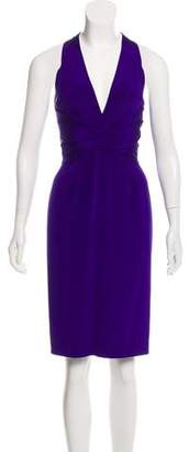 Zac Posen Silk Sleeveless Dress