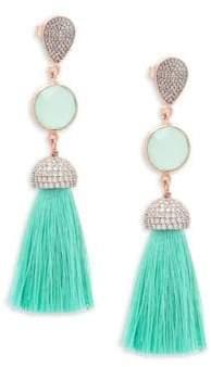 Celine Tassel Earrings