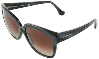 Balenciaga Square Acetate Sunglasses