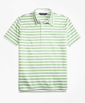 Brooks Brothers Slim Fit Stripe Polo Shirt