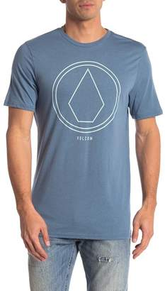 Volcom Pin Line Stone Short Sleeve Shirt