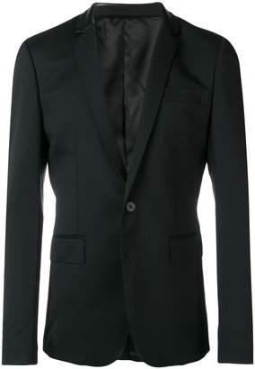 Les Hommes embellished formal blazer