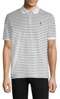 Polo Ralph Lauren Stripe Cotton Polo Shirt