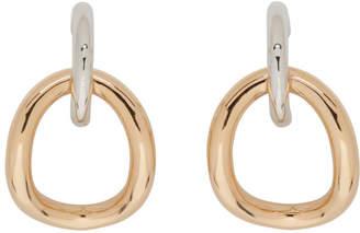 Charlotte Chesnais Gold and Silver Inner Naho Earrings