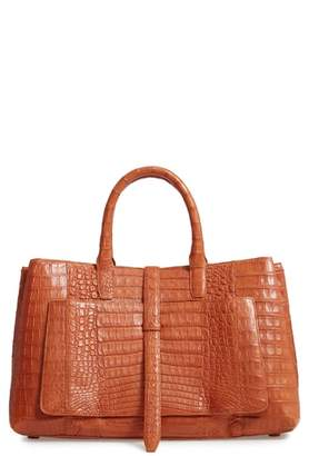 Nancy Gonzalez Genuine Crocodile Tote