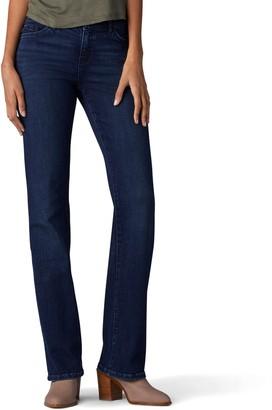 Lee Women's Flex Motion Regular Fit Bootcut Jeans