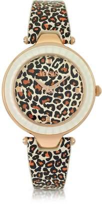 Versace Versus Sertie Animal Print Women's Watch