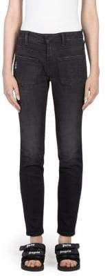 Palm Angels Backwards Relaxed-Fit Jeans