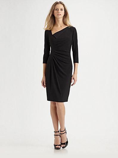 David Meister Jersey Dress
