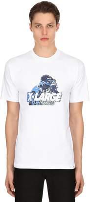 XLarge Japonism Slanted Og Print Jersey T-Shirt