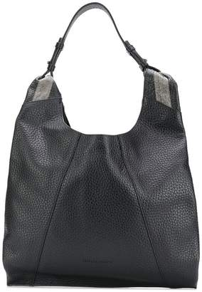 Fabiana Filippi pebbled texture shoulder bag