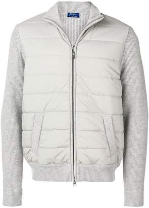 Barba short padded jacket