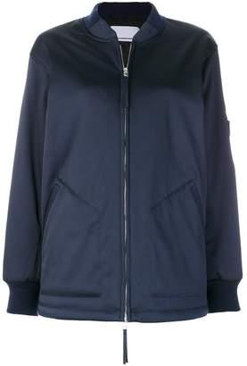 Alexander Wang oversized bomber jacket