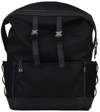Fendi Black Nylon Backpack S