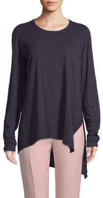 Wilt Asymmetrical Slouchy Top