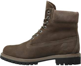 Timberland Mens 6 Inch Premium Boots Olive
