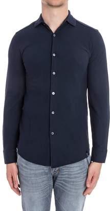 Drumohr Shirt Polo Cotton Tj609 790