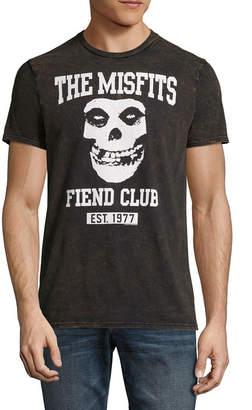 Novelty T-Shirts Misfits Fiend Club Graphic Tee