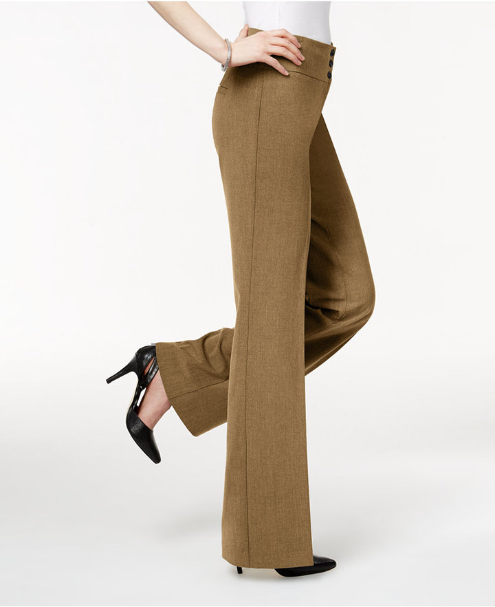 Style & Co Stretch Wide-Leg Pants, Only at Macy's 8