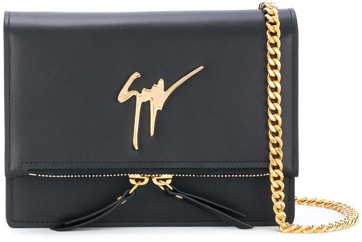 Giuseppe Zanotti Design Luce shoulder bag