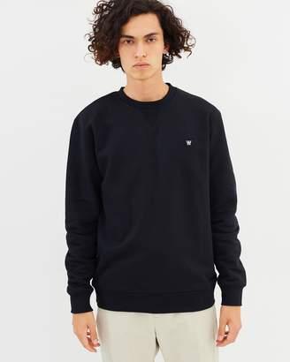 Wood Wood TYE Crew Sweatshirt