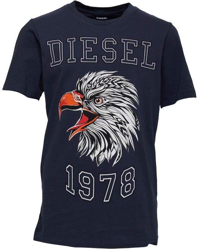 Boys Toli Graphic T-Shirt Blue
