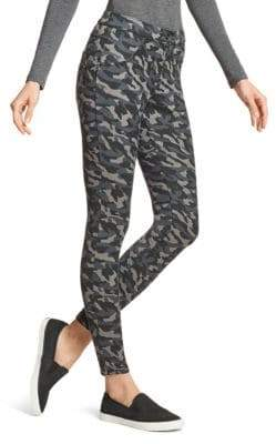 Hue Camouflage Jeggings