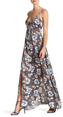 Sadie & Sage Floral Patterned Maxi Dress