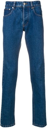 Ami Paris Fit 5 Pockets Jeans