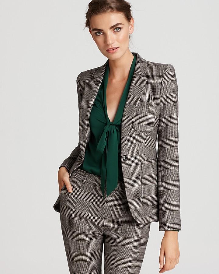 Rachel Zoe Jacket - Charlie II Basic Suit