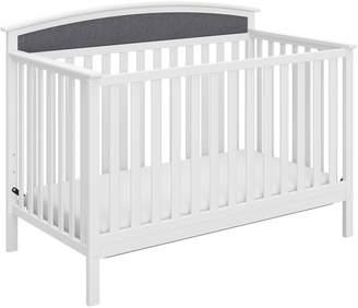 Graco Mackenzie 5-in-1 Upholstered Reversible Headboard Convertible Crib