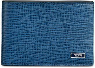 Tumi Men's Textured Leather Billfold Wallet