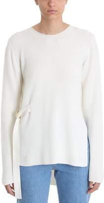 Stella McCartney Ivory Wool Sweater
