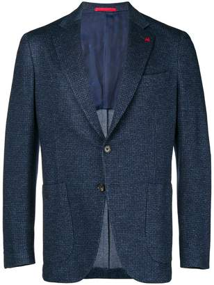 Isaia two button blazer