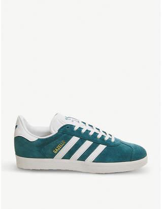 adidas Blue Suede Shoes For Men - ShopStyle UK 7b09b2614