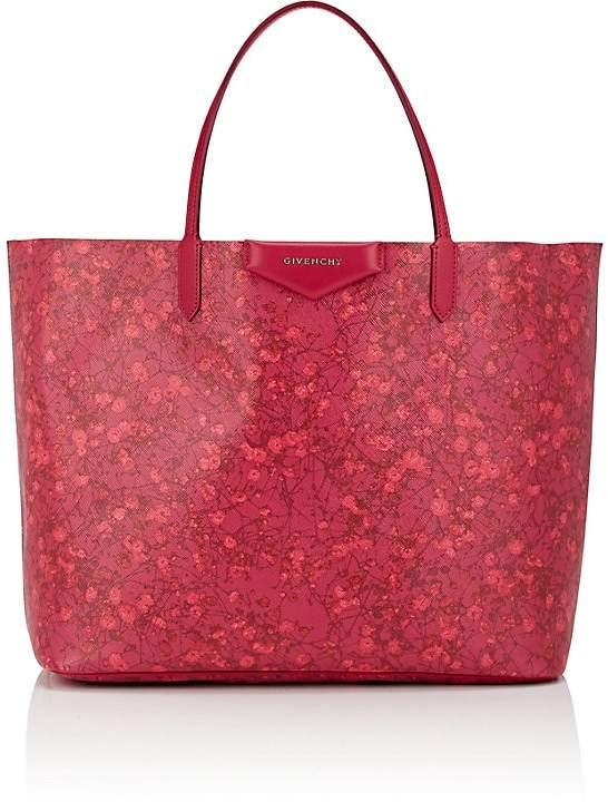 Givenchy Women's Antigona Large Canvas Tote Bag