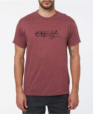 O'Neill Men's Ink Blast Logo Graphic T-Shirt