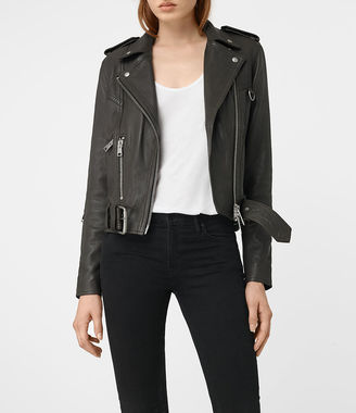 Gidley Leather Biker Jacket $670 thestylecure.com