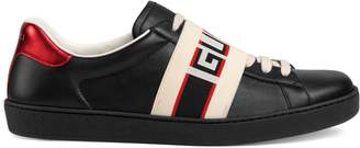 Gucci Men's Ace stripe sneaker