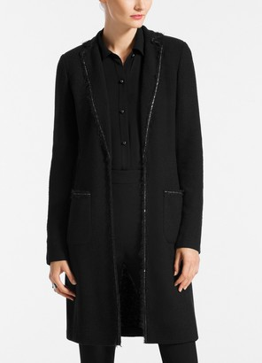 St. John Soft Boucle Knit Jacket