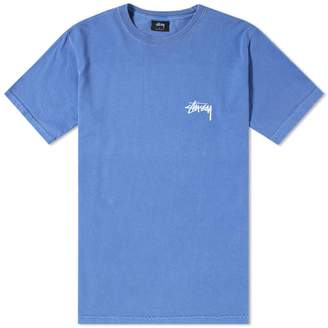 Stussy Tribeman Pigment Dyed Tee