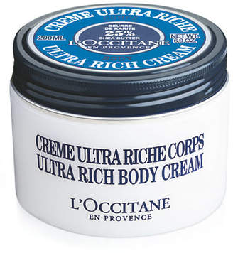 L'Occitane L Occitane Shea Ultra Moisturizing Body Cream