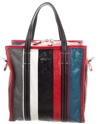Balenciaga Leather Bazar Shopper Bag Red Leather Bazar Shopper Bag