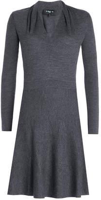 Paule Ka Wool Dress