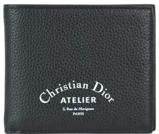 Christian Dior Atelier Wallet